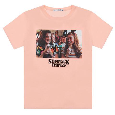 nuevo estilo 1c74a b6db8 Así son las nuevas camisetas de 'Stranger Things' x Pull&Bear