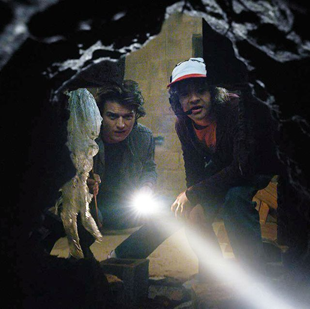 Caving, Cave, Darkness, Formation,