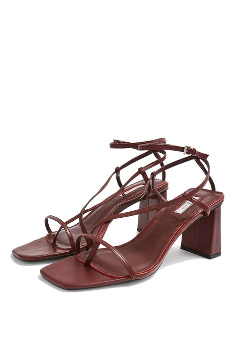 strappy sandal