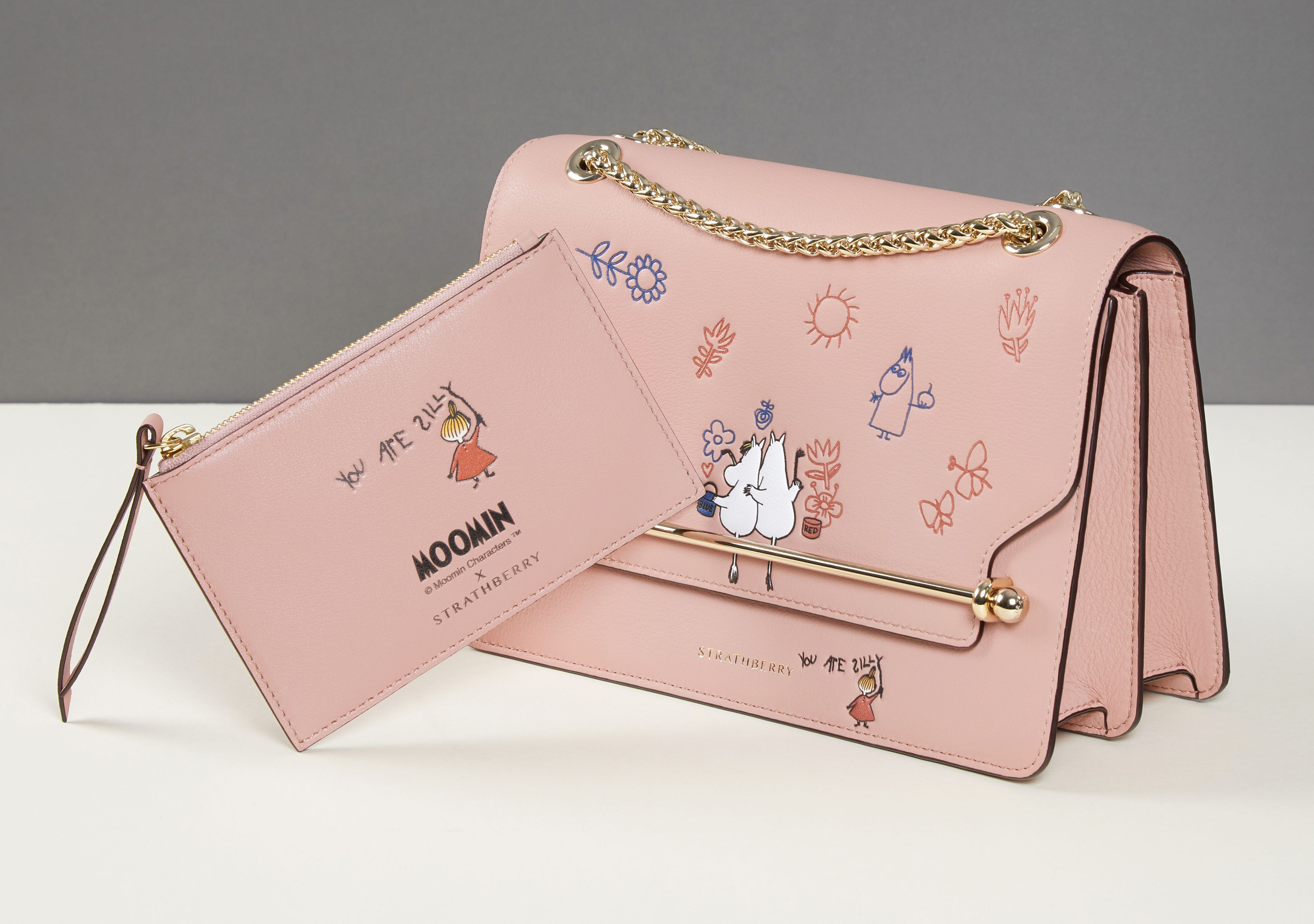 Bag From Strathberry S Moomin Collection