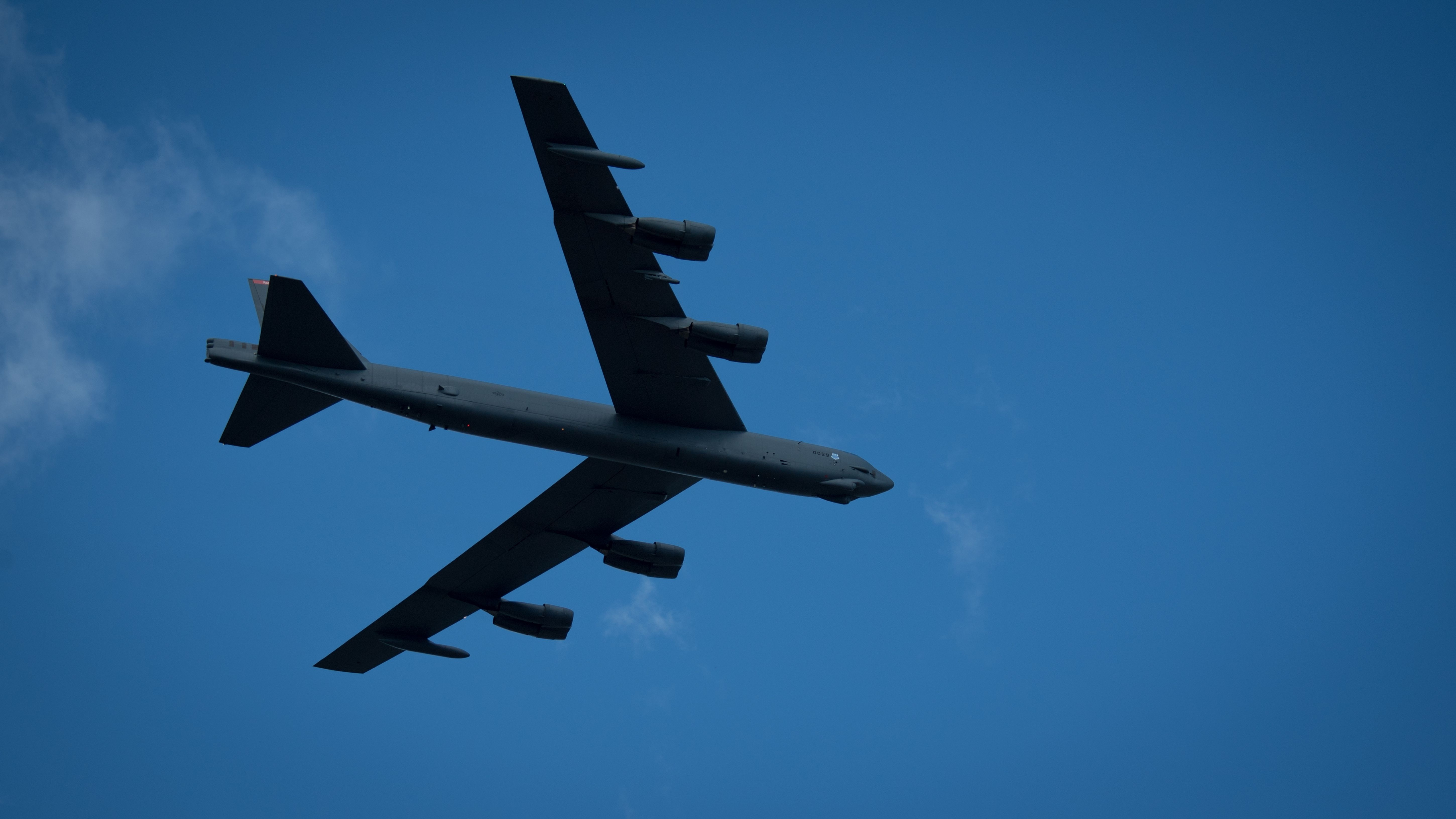 The B-52 Will Fly and Fight for 100 Years