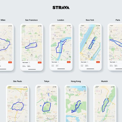 Strava\'s New App Makes Building Safe Routes Easy