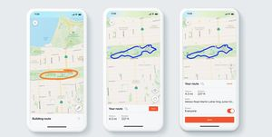 Strava Route Builder for Mobile