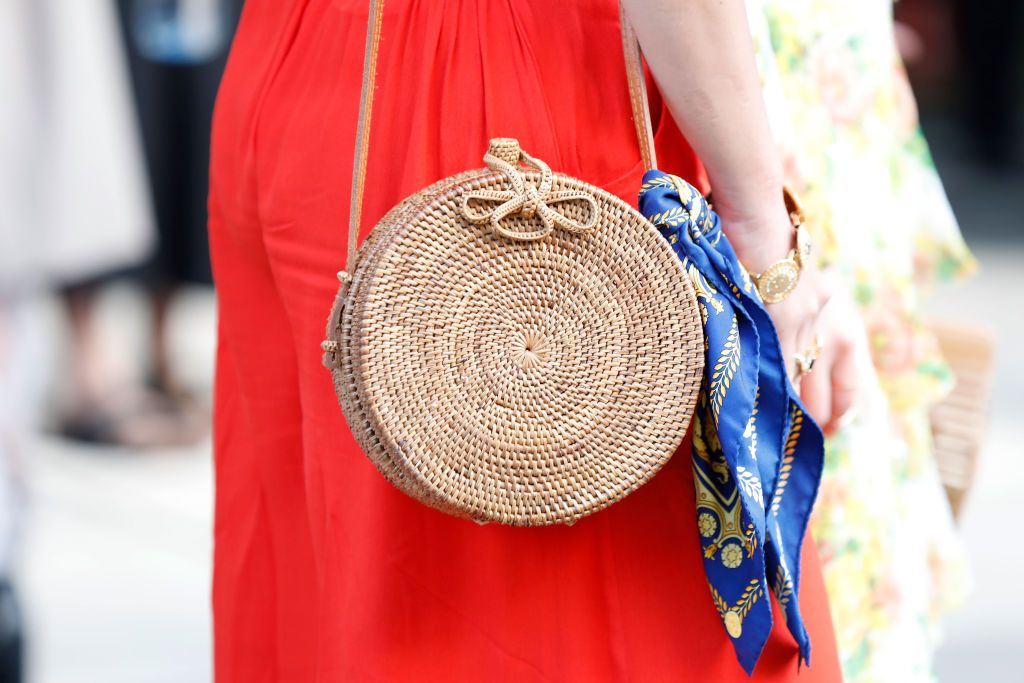 Straw bags are the accessory of the summer – here are our favourites