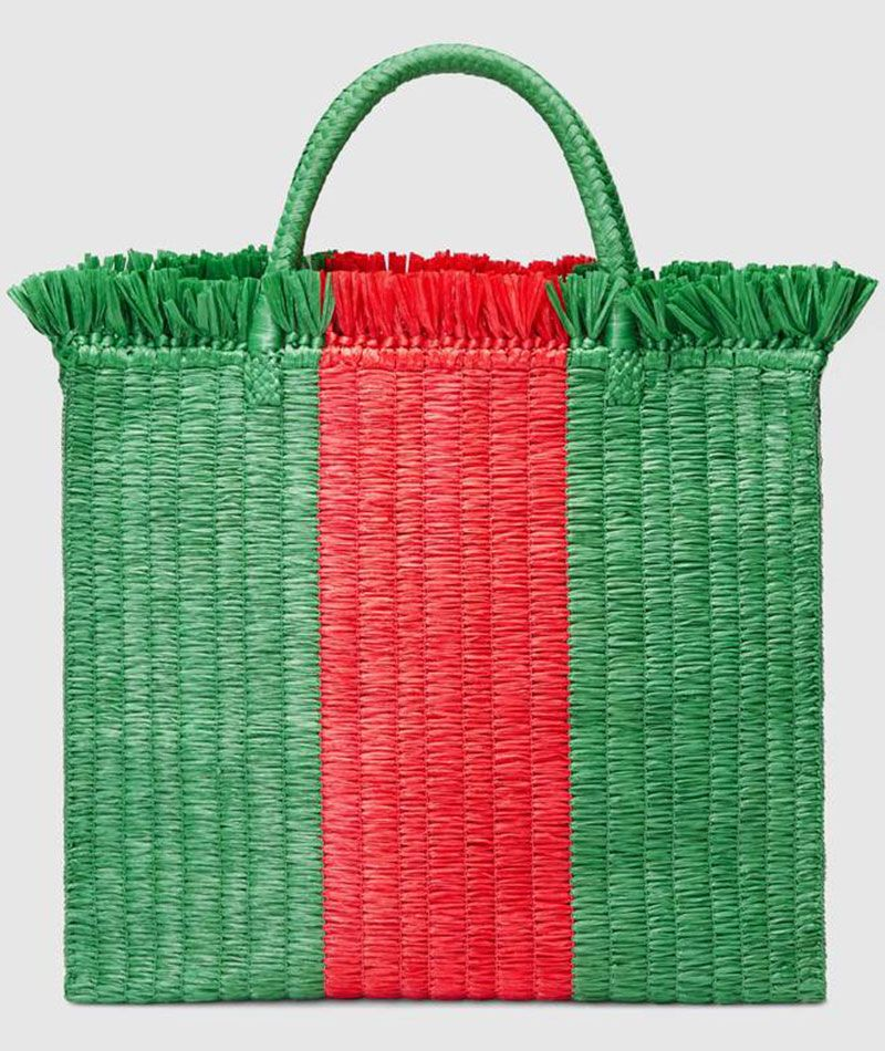 Best straw bags and basket bags to take to the beach this summer