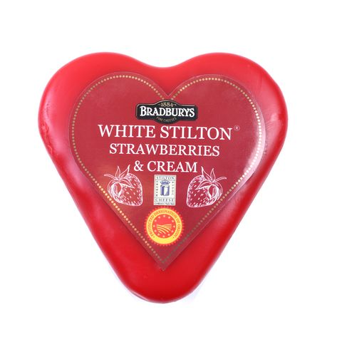 Lidl launches strawberries and cream-flavoured cheese