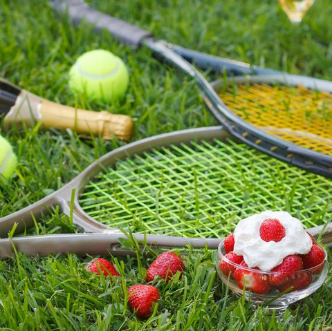 two million strawberries could be wasted after wimbledon cancellation