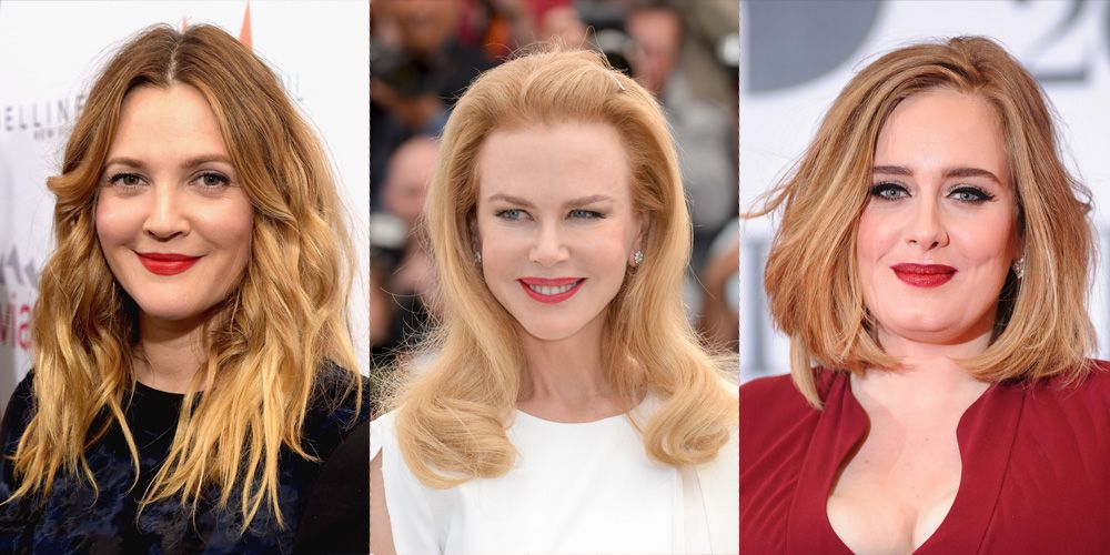 15 Strawberry Blonde Hair Color Ideas Pictures Of Strawberry Blond