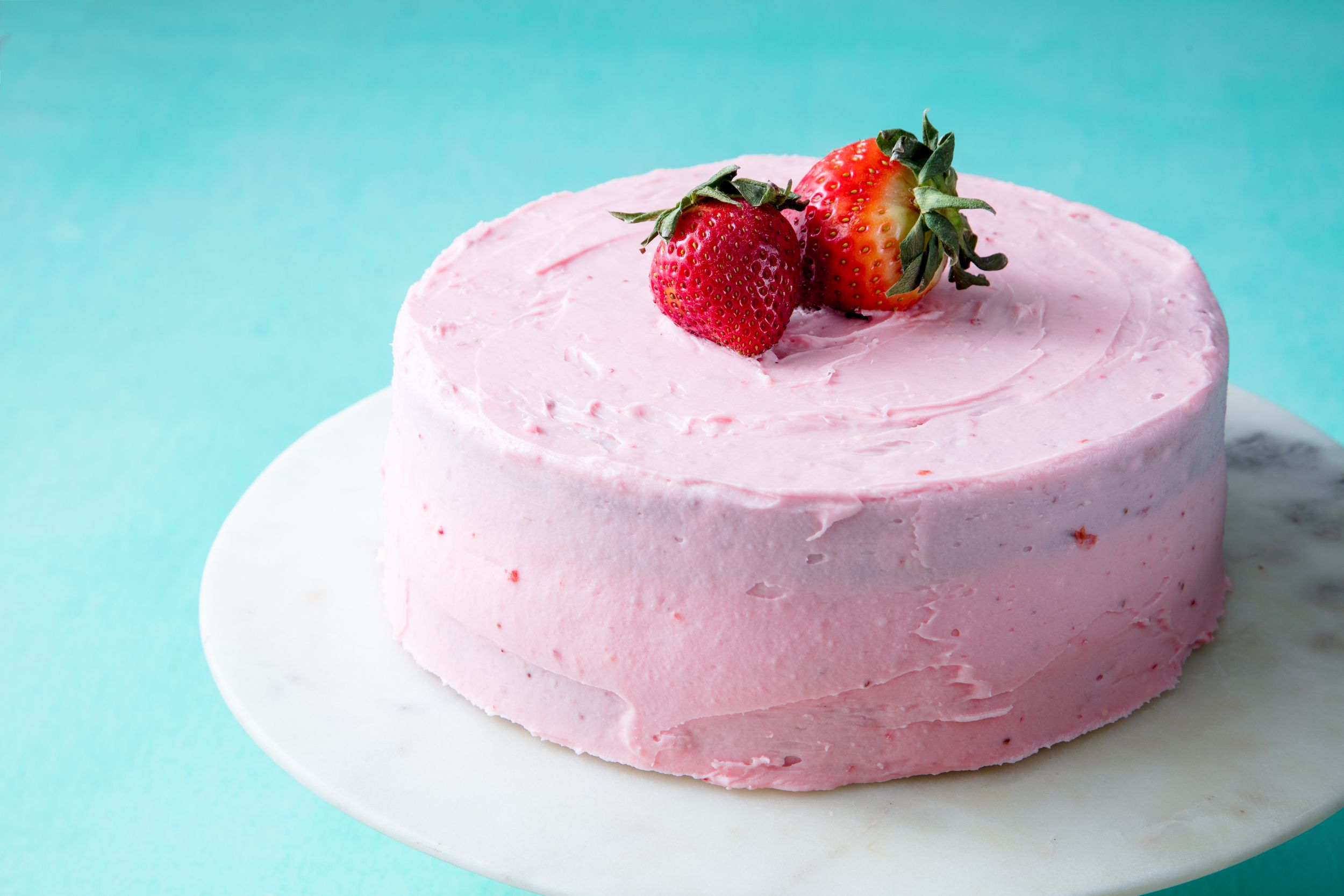 Best Homemade Strawberry Cake Recipe How To Make Homemade