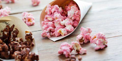 popcorn kruiden toppings