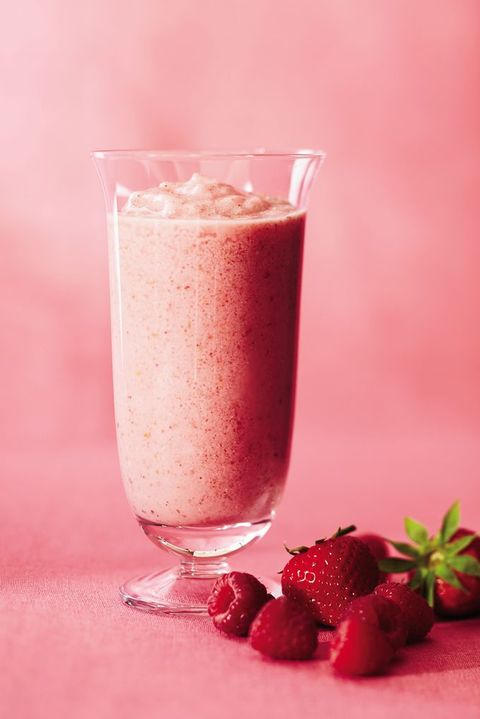 Strawberry-Raspberry Smoothie