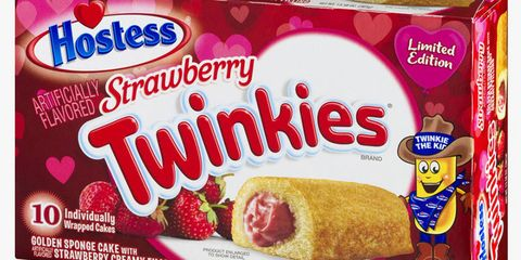 21c6e4b46 Limited-Edition Strawberry Twinkies Are at Walmart for Valentine's Day