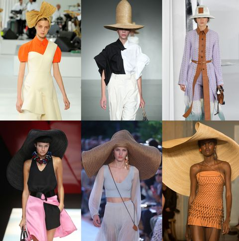 7cf1e68a8d9 Straw Hat Fashion History - The History of the Straw Hat