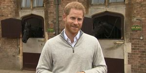 Prince Harry Baby Boy Announcement