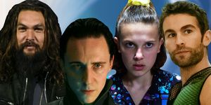 Streaming shows – Jason Momoa, Loki, Stranger Things, The Boys