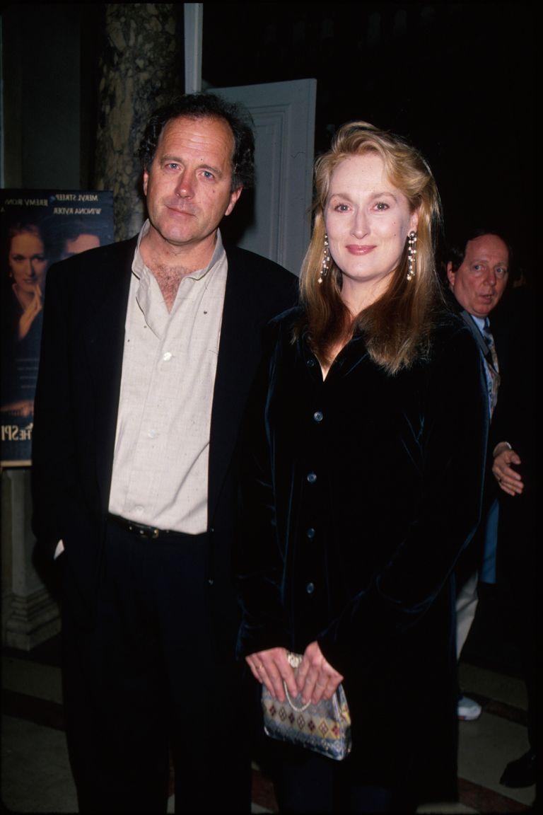 Meryl Streep and Husba...