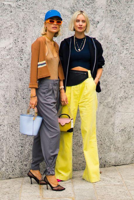 Street Style au défilé Etro: 20 septembre - Milan Fashion Week Spring / Summer 2020