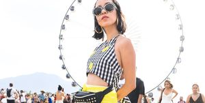 Street Style At The 2018 Coachella Valley Music And Arts Festival - Weekend 1