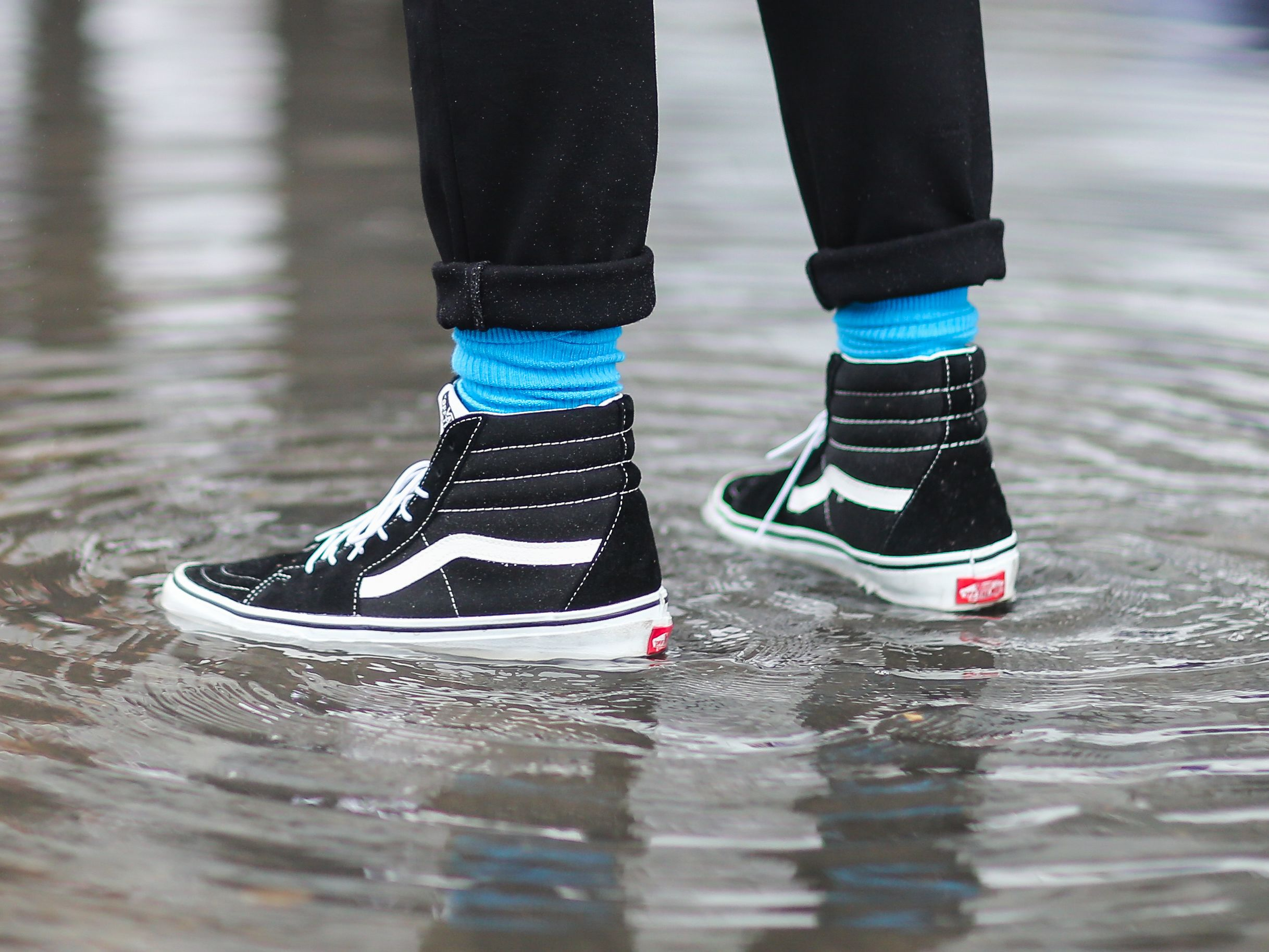 How Vans Became the Shoes Everyone's Wearing—Again