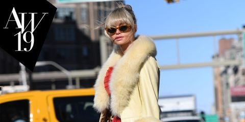 Street Style Inspiration From New York 2019 Nyfw Street Style