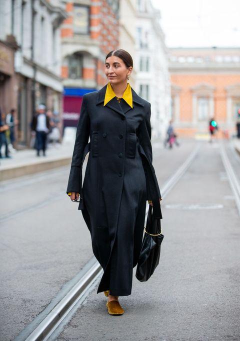 street style otoño oslo tendencias elle