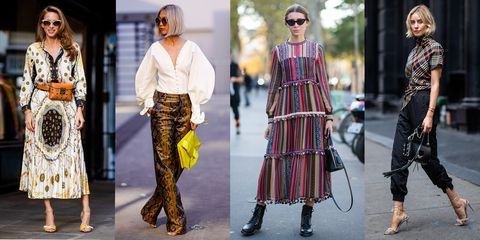 feeab4dc Zara firma los mejores looks de street style del mundo - Los mejores ...