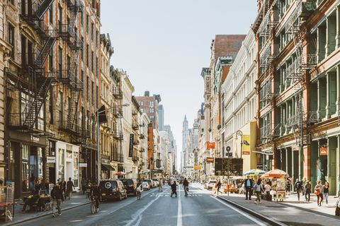 Best cities in the world, New York
