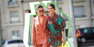 Street Style : Paris Fashion Week - Haute Couture Fall/Winter 2019/2020 : Day One
