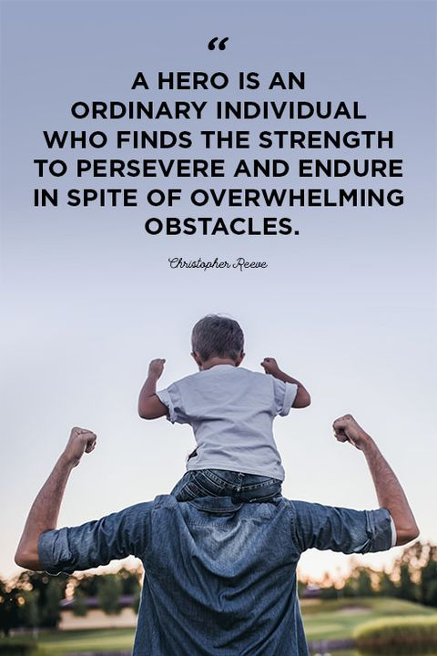 Strength quotes a hero