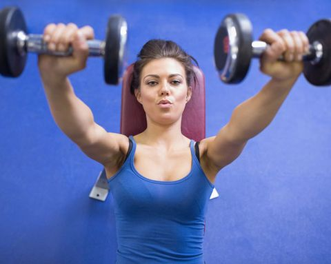 7 Tips for Weight-Lifting Newbies