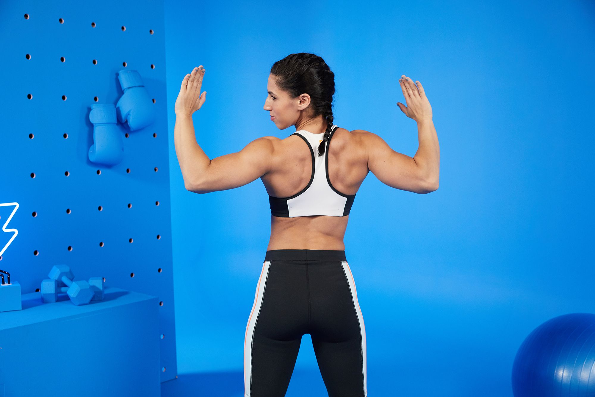 Image result for This Bodyweight Workout Will Shock Your System In All The Right Ways by womenshealthmag.com