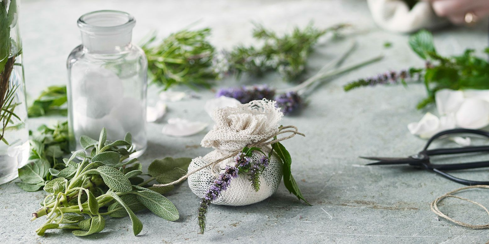 How to make lavender stress balls that reduce anxiety and induce calm