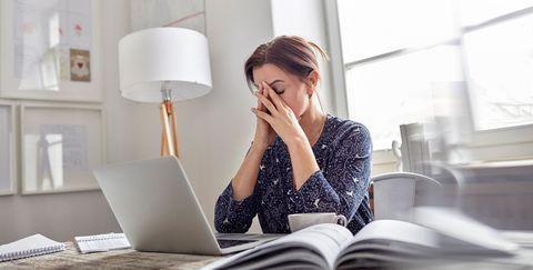 physical stress symptoms