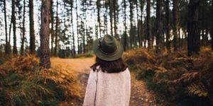 Wandelen beste remedie tegen stress