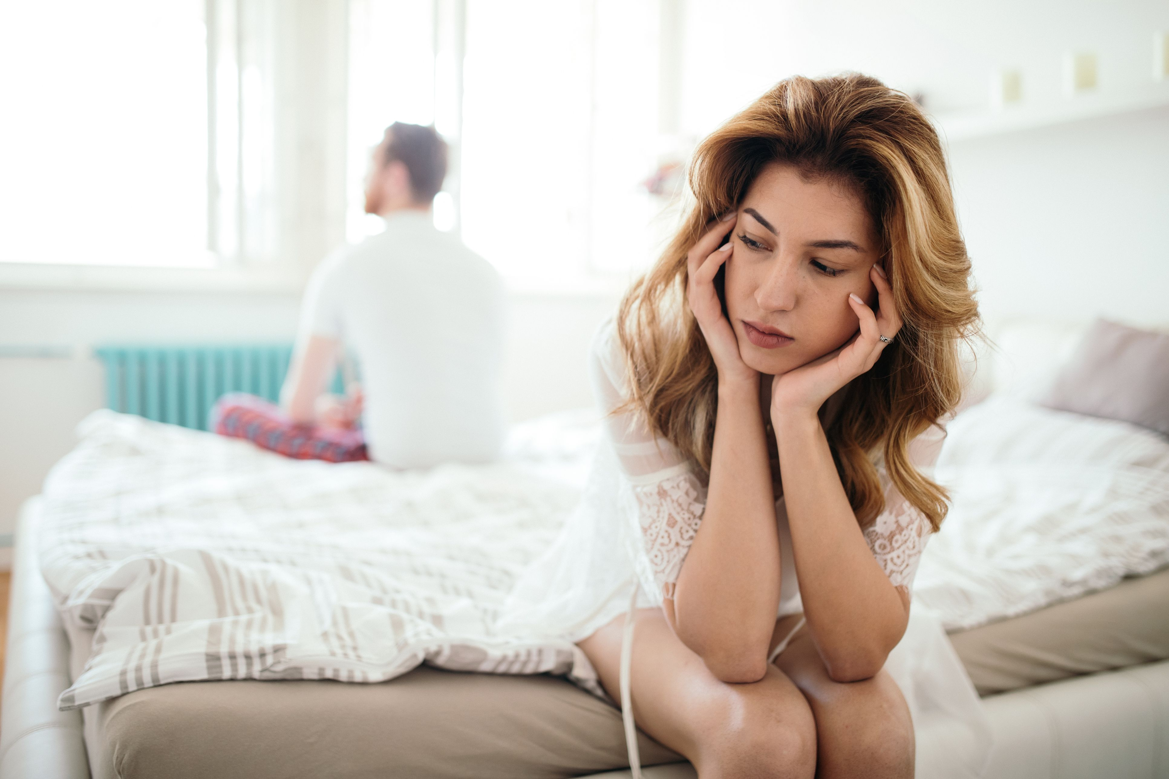 Girlfriend says sex is painful