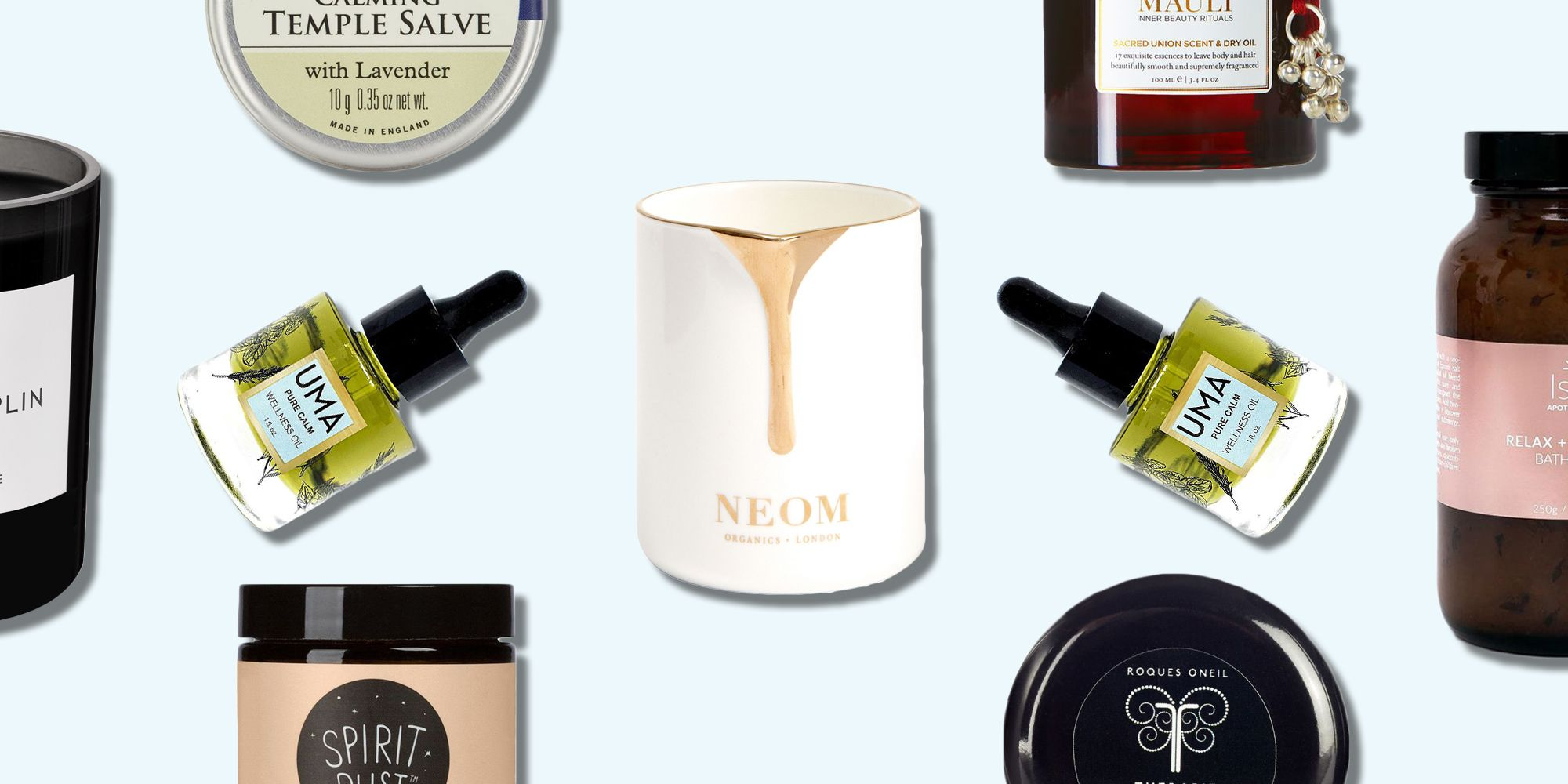 15 Stress Relief Beauty Products - Best Calming Skin Care Products