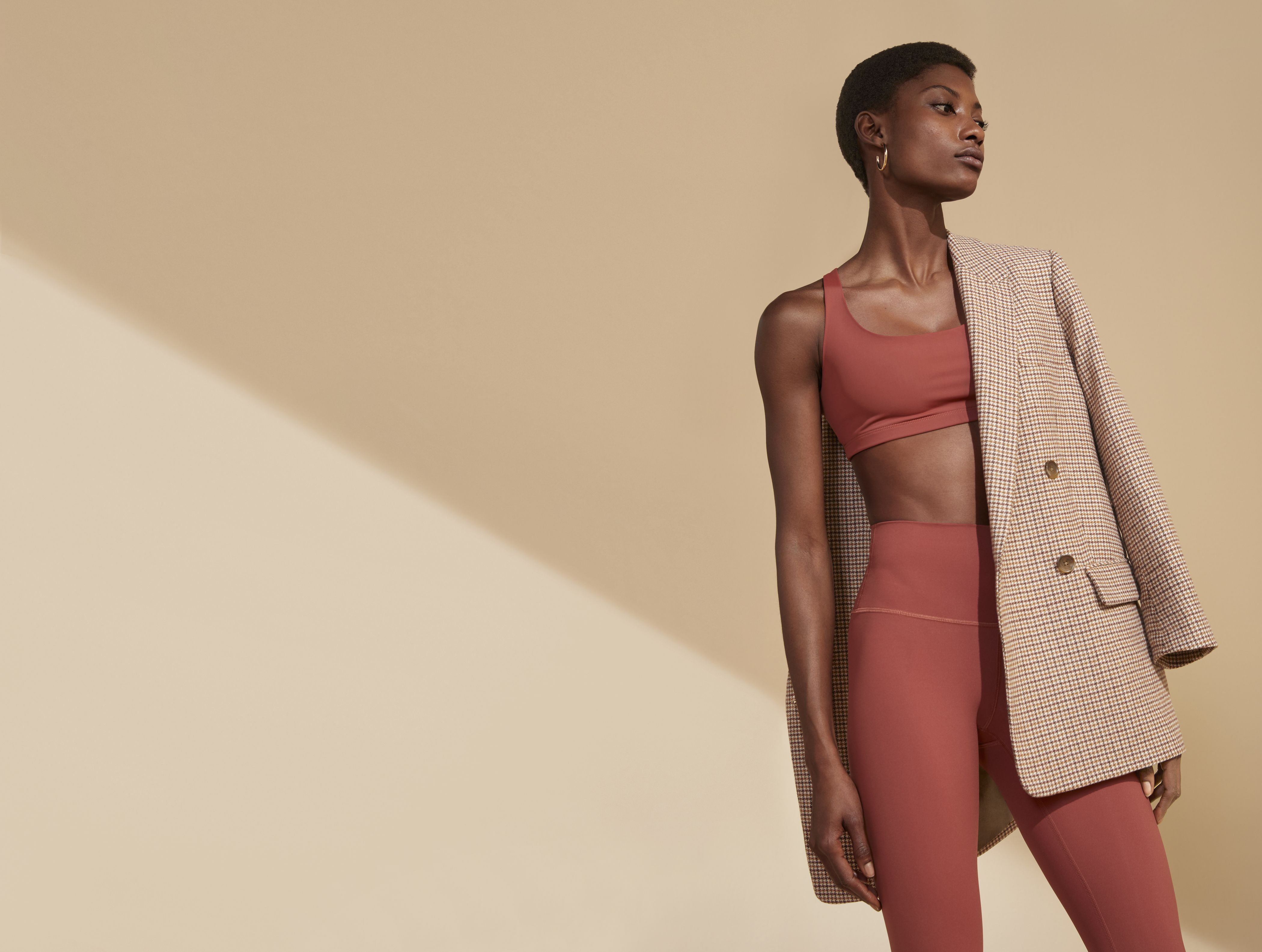 Everlane Is Finally Dropping Activewear, Get the First Look