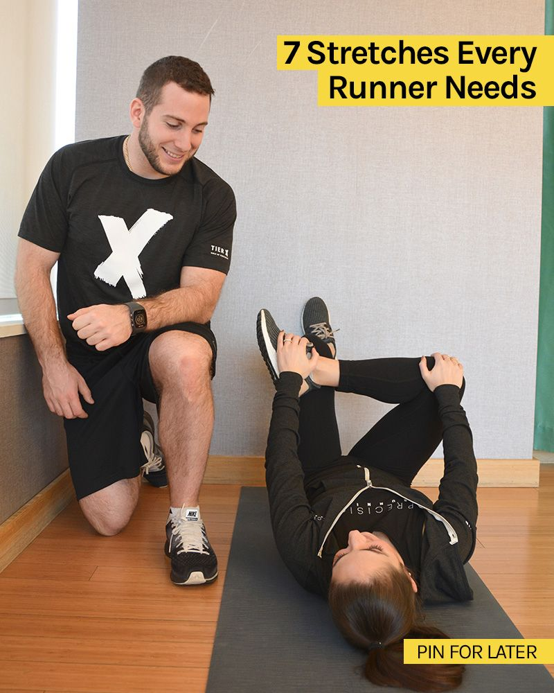 Stretches For Runners - Best Stretches For Runners