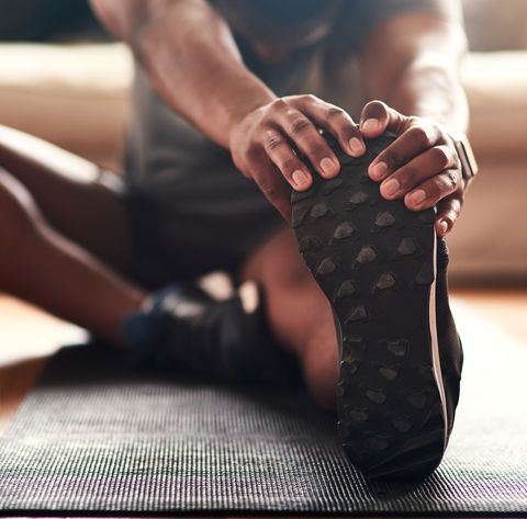 Stretching is something you should be doing every day
