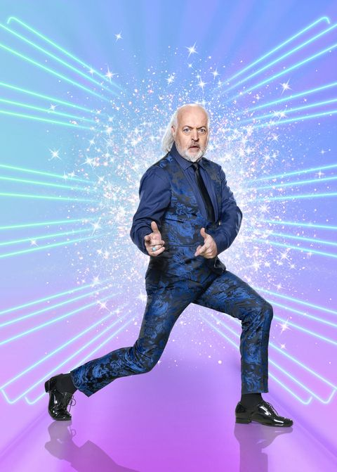 strictly come dancing, bill bailey