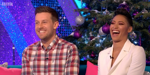 Strictly It Takes Two: Chris Ramsey and Karen Hauer