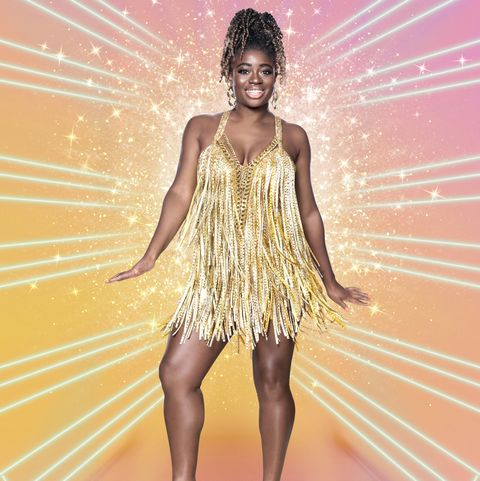 strictly come dancing, clara amfo, embargoed for publication until 000001 on wednesday 07102020