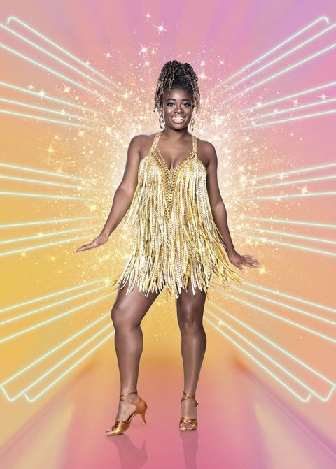 strictly come dancing, clara amfo