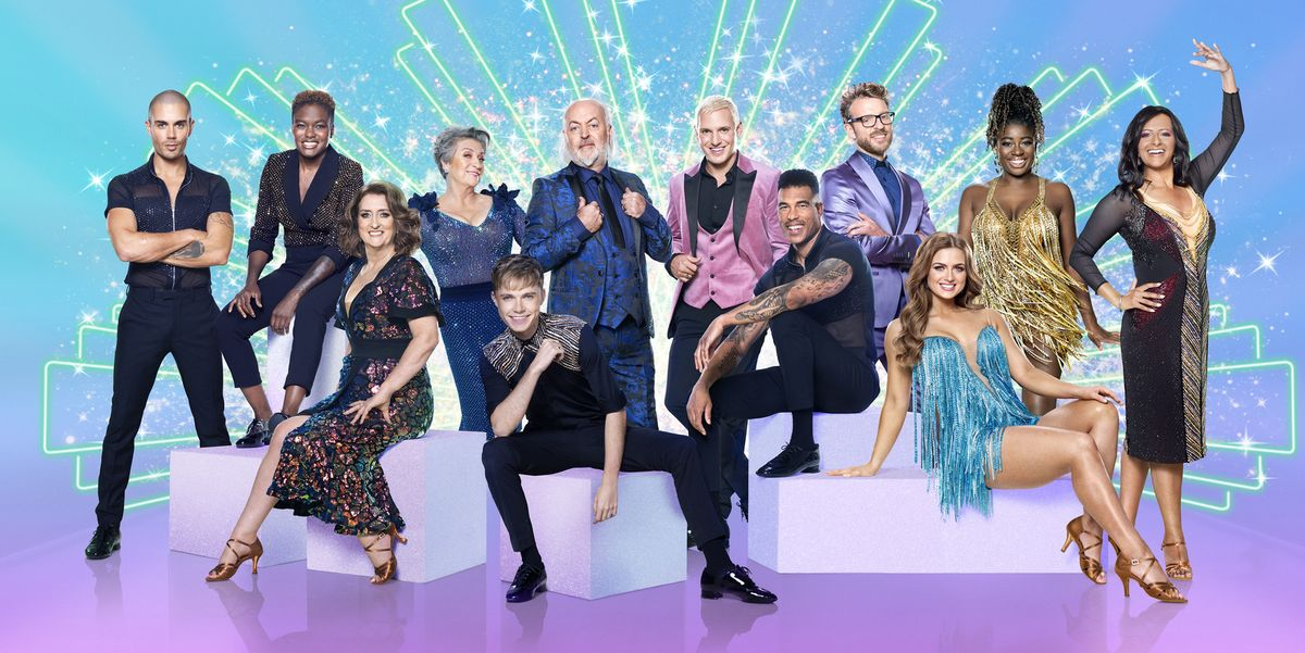 Strictly Come Dancing confirms the first dances and song choices for all the couples