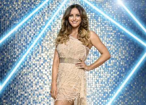 katie mcglynn in strictly come dancing 2021