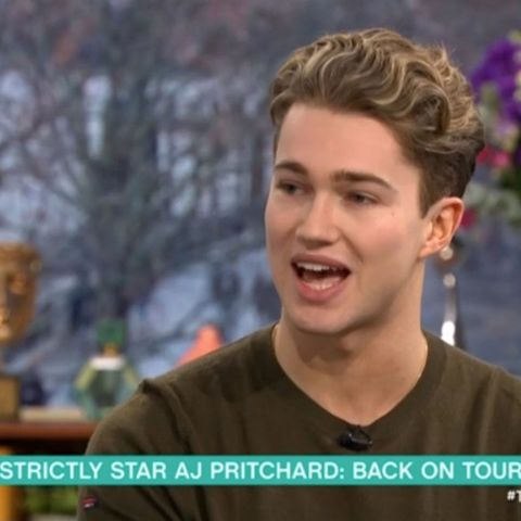 Strictly Come Dancing's AJ Pritchard reveals the celebrity partners he'd LOVE to have