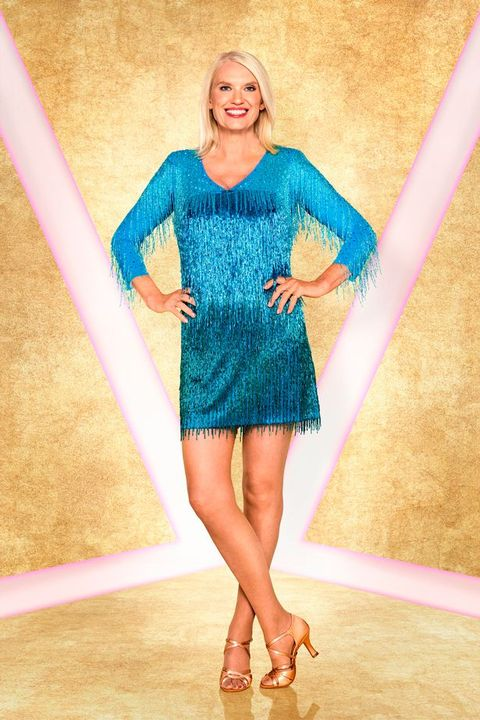 strictly come dancing anneka rice