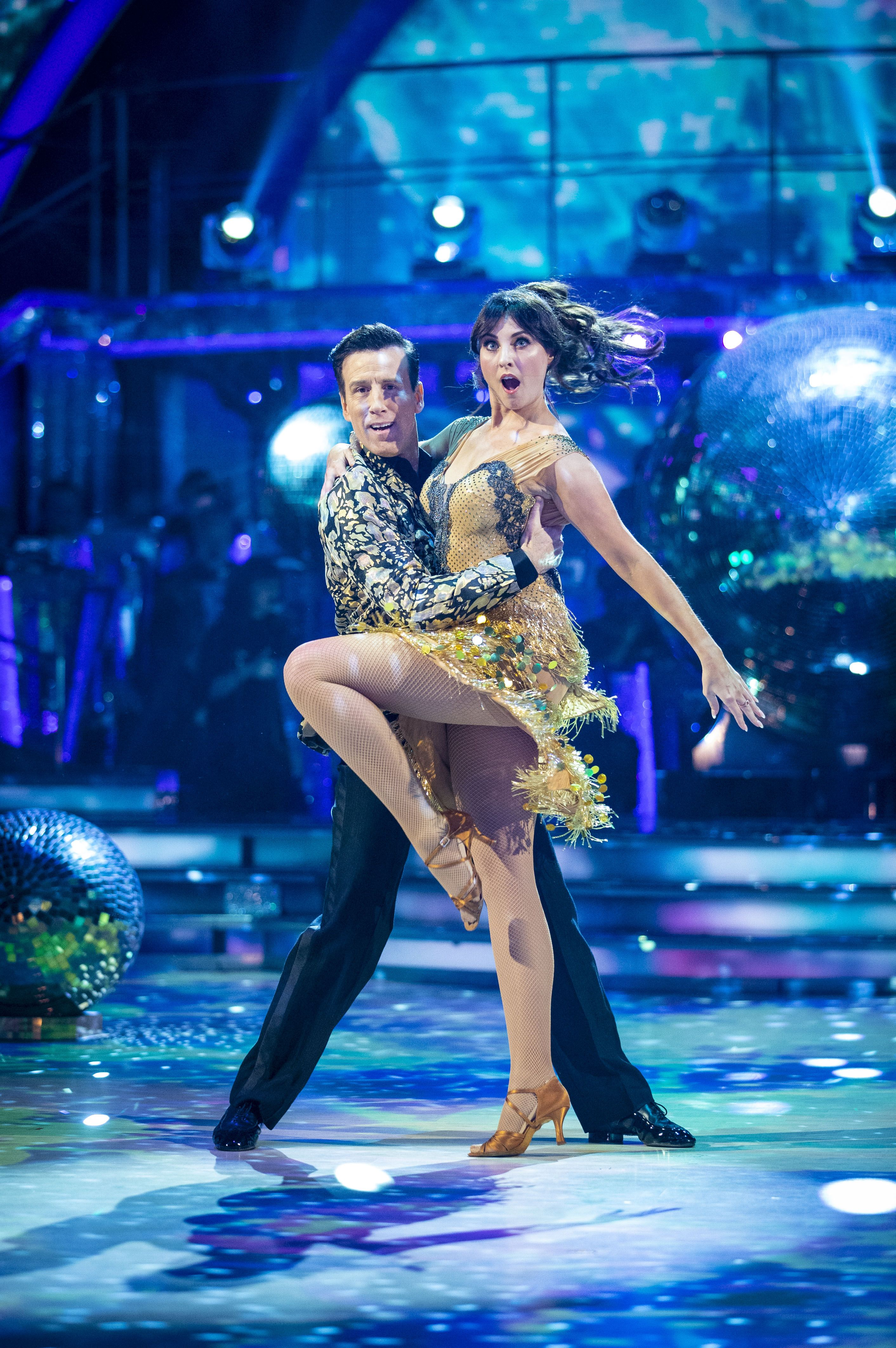Strictly Come Dancing's Emma Barton discusses 'weird injuries' ahead of final
