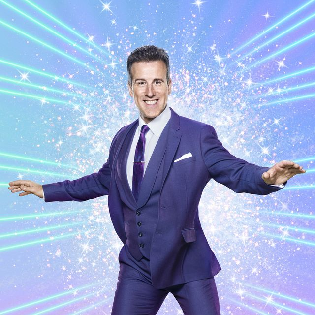 anton du beke, new strictly come dancing 2021 judge promo shot