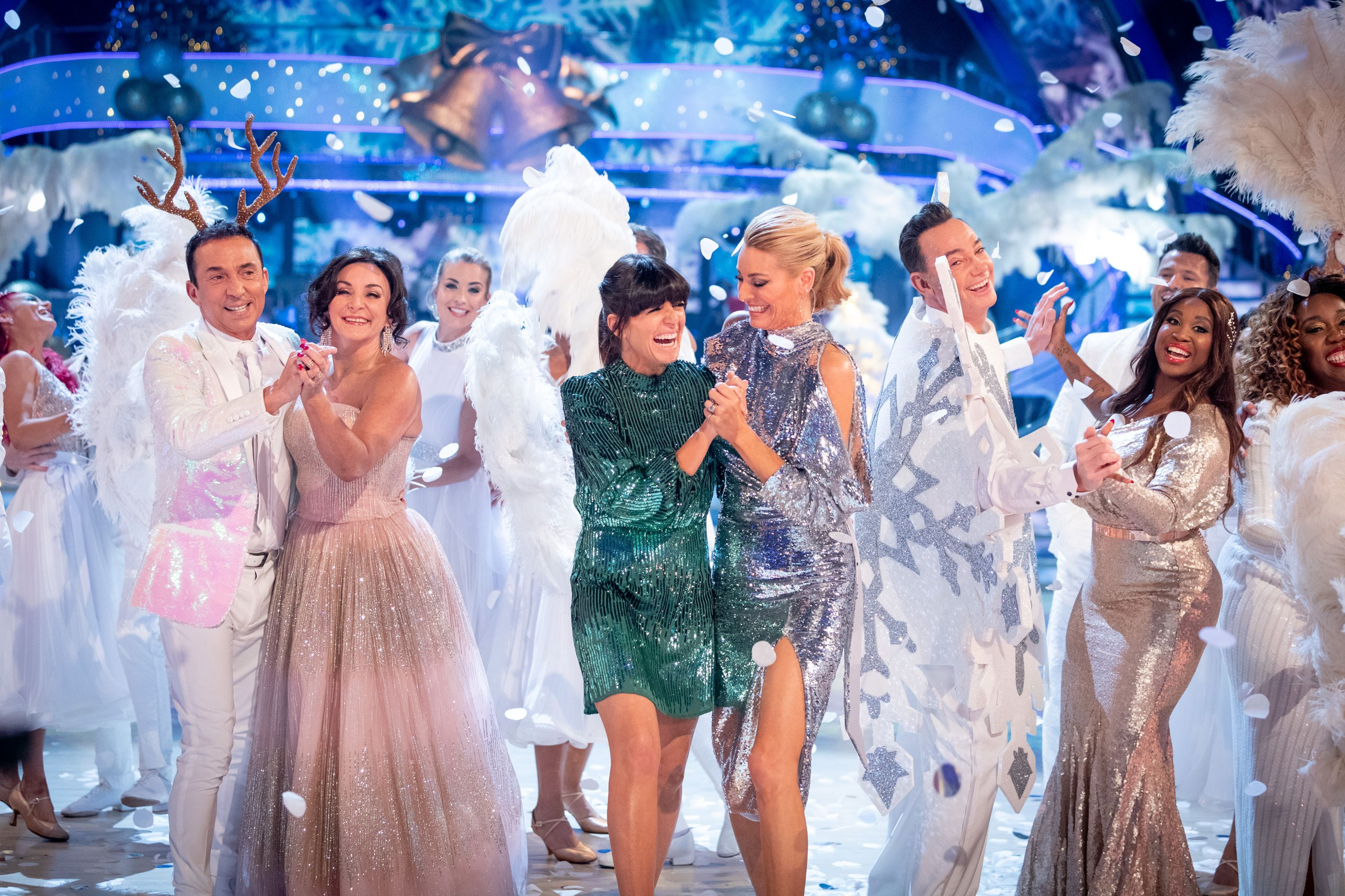 Strictly Come Dancing announces winner of 2019 Christmas special
